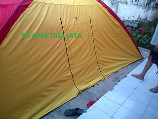TENDA DOME | by tommyinsid.blogspot.com