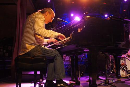Joe Krown.  Photo by Bill Sasser.
