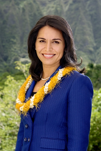 Congresswoman Tulsi Gabbard Official Portrait | by Congresswoman Tulsi Gabbard