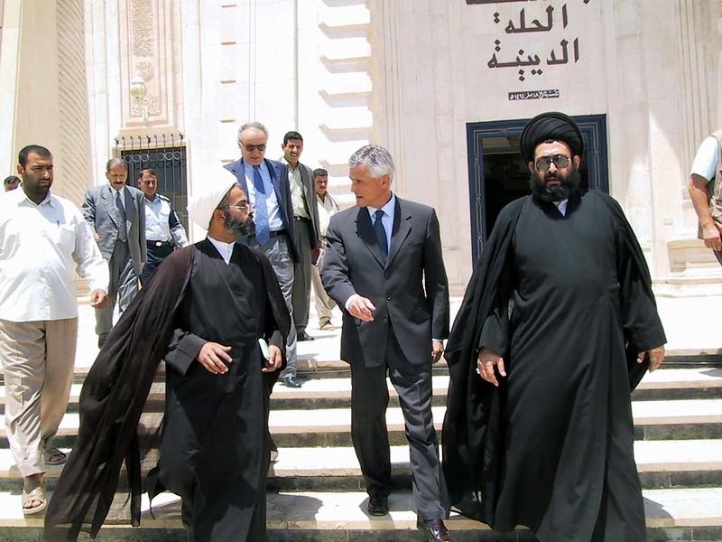 2003 Iraq