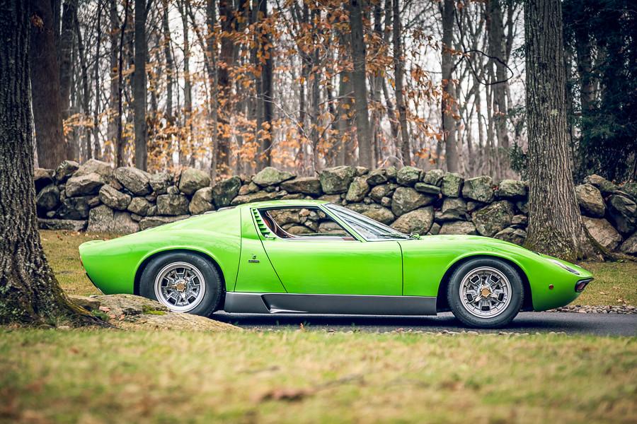 1968 Lamborghini Miura Sv Spec Image From A Shoot I Got To Flickr