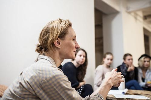 Diskuze s Miřenkou Čechovou a Andreou Miltnerovou
