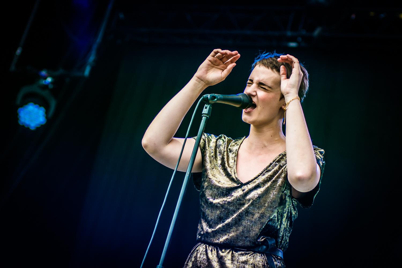 Noémie Wolfs @ Suikerrock 2016 (© Timmy Haubrechts)