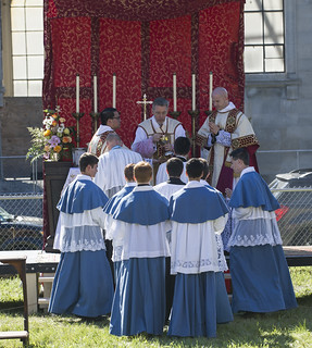 Save The Shrine - One Year Anniversary Mass and Rally #003