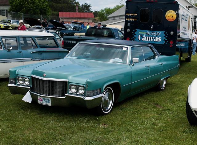 Cadillac Sedan DeVille 1970