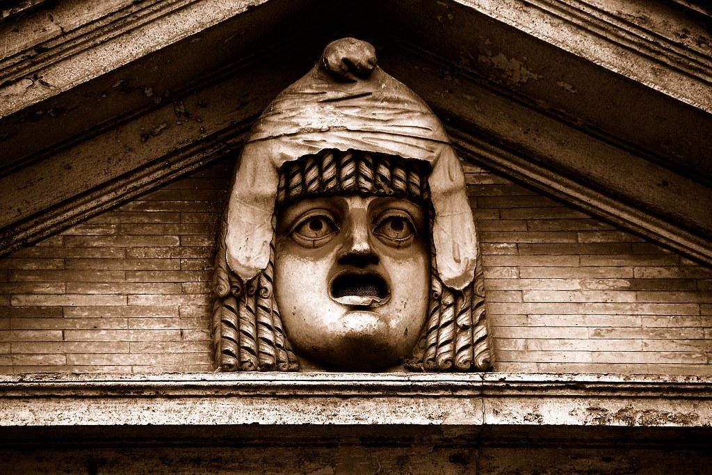 Rome A Noel Rome face | Noel Reynolds | Flickr