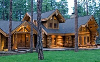 Log Home Renovation Contractor | by North Atlantic Construction