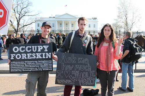 20.StopInfantCircumcision.WhiteHouse.WDC.30March2013 | by Elvert Barnes
