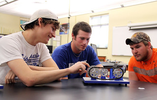 Engineering Science Students 3.14.13 | by Southern Arkansas University