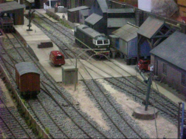 Luton Model Railway Club 'O' Gauge Exhibition (4)