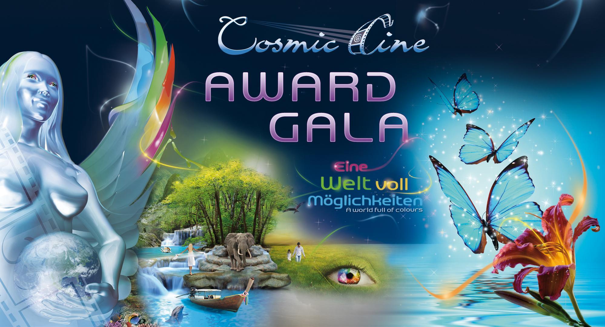 00 Cosmic Cine AWARD GALA - Cosmic Angel Awards 2013