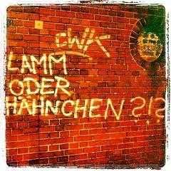 Auf den Straßen von Mülheim geht es um ganz existentielle Fragen.