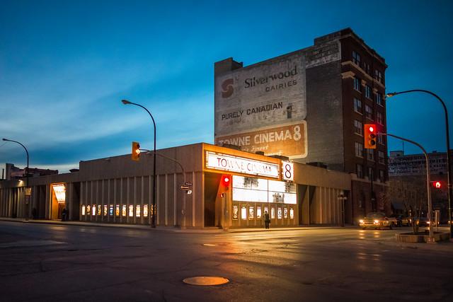Towne Cinema 8