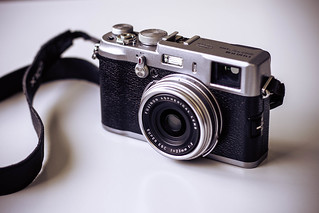 113/365 - I bought an X100 | by Enthuan
