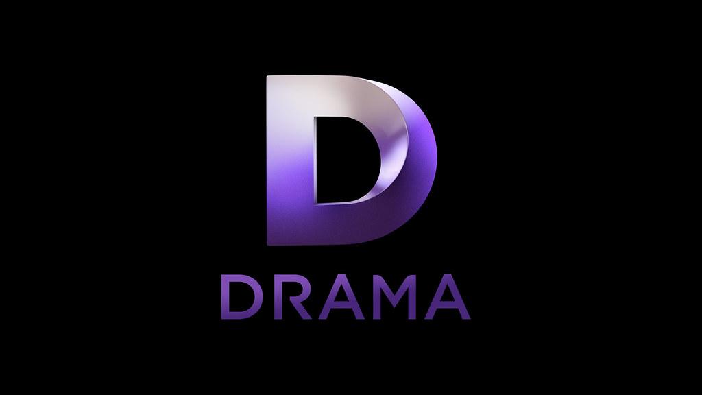 Uktv Drama Logo We Re Currently Developing The Brand