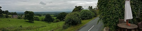 trees england panorama landscape countryside europe cheshire outdoor cloudyskies
