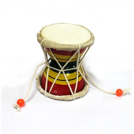 Damroo, Damru drum, Shiva drum damroo, Damaru for sale  - a photo on