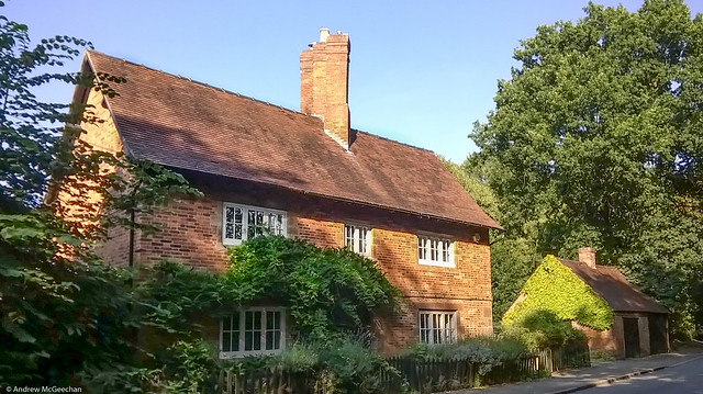 The Smithy cottage Stivichall Croft Coventry (17th century)