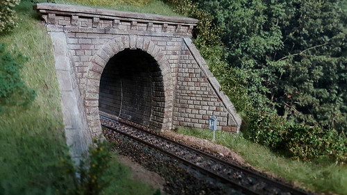 TunnelGoebelmuhle | by luxtrains
