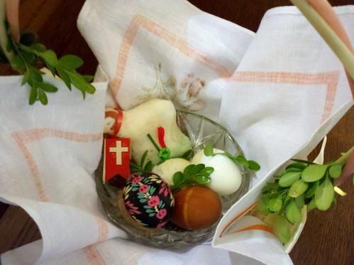 Easter Basket for 2
