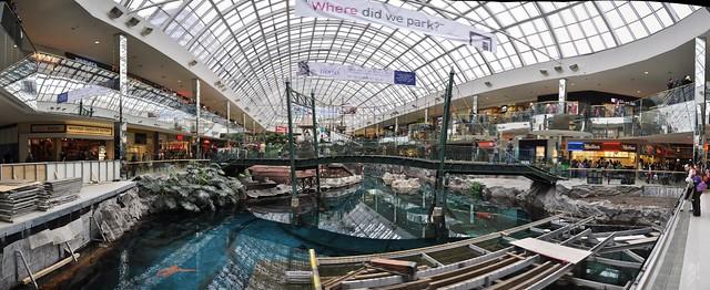 West Edmonton Mall Lagoon