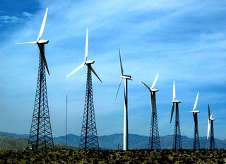 Wind Energy,  Southern California | by moonjazz