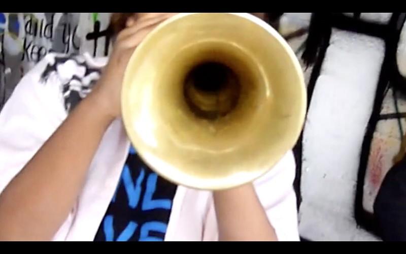 1957 Bundy Trumpet