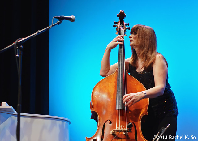 Jennifer Leitham at Renberg Theatre, 6 April 2013