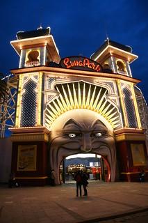 Luna Park, St Kilda, Melbourne | by Joe Lewit