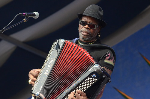 CJ Chenier.  Photo by Hunter King.