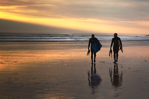 Surf Warriors home from the sea | by Jo Evans1 - off and on for a while