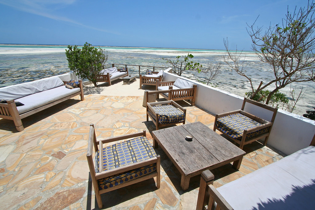... Rock Restaurant, Zanzibar Island   By Adventures Within Reach