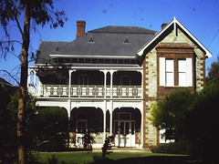Adelaide Zoological Gardens - Director's Dwelling