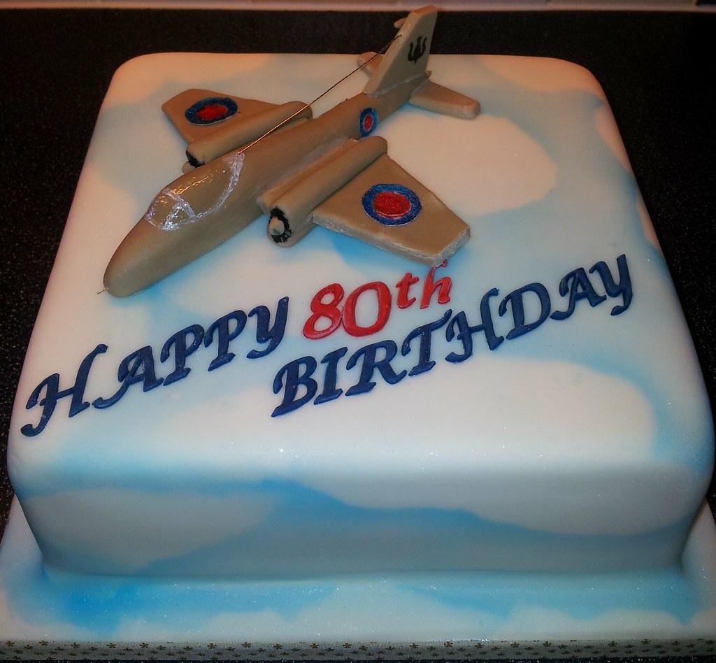Swell Fighter Plane Birthday Cake Jillchill5 Flickr Funny Birthday Cards Online Inifofree Goldxyz