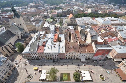 Rynok Square in Lviv | by Jorge Lascar