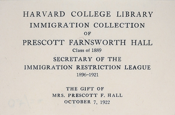 Formed by Prescott Farnsworth ...
