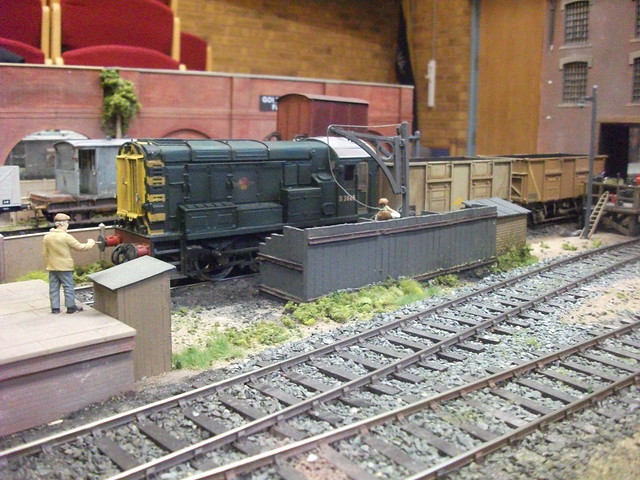 Luton Model Railway Club 'O' Gauge Exhibition (2)