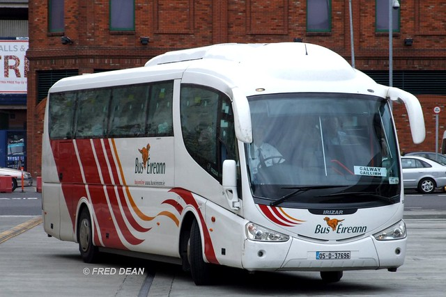 Bus Eireann SP19 (05D37696).