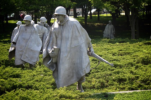 Korean War Memorial | by deternitydx