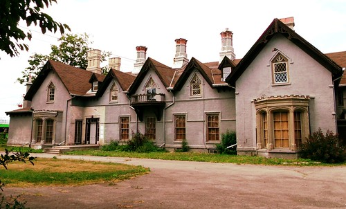 Auchmar Estate Manor (Abandoned / Derelict) .... Hamilton, Ontario | by Greg's Southern Ontario (catching Up Slowly)