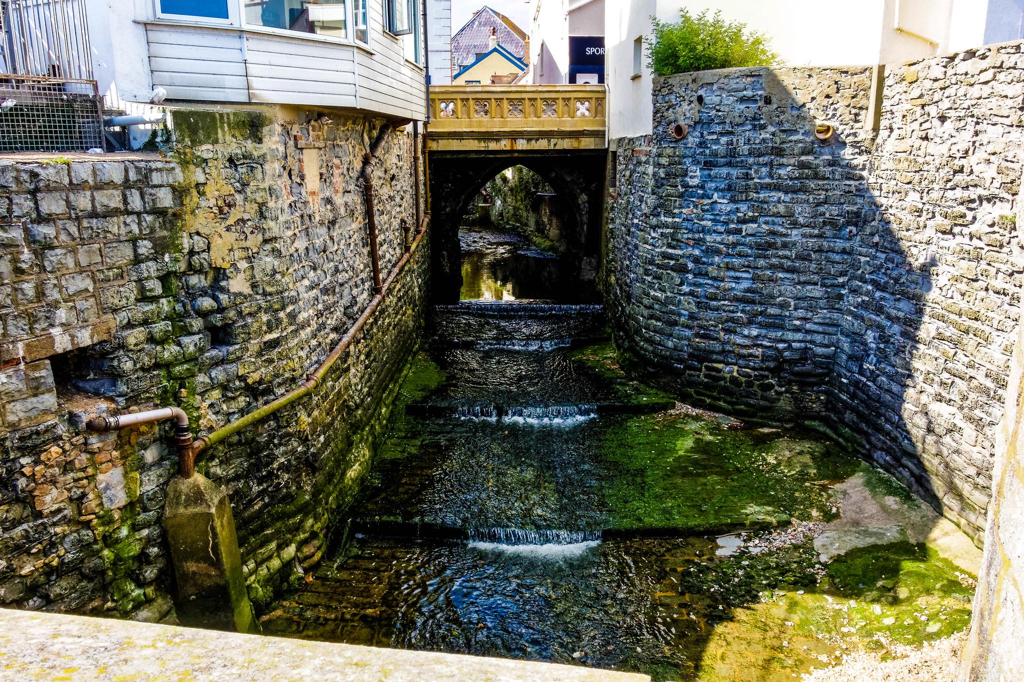 Lyme Regis Stream