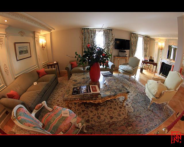 Hôtel de Crillon : votre suite