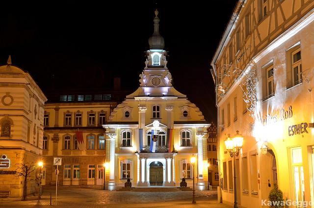 Kulmbacher Rathaus
