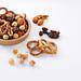 Trail Mix Curry Campfire peanuts raisins pretzels crunchy chickpeas snack treat