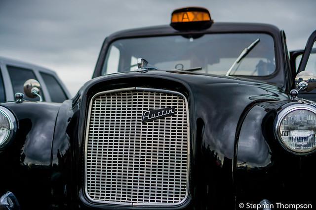 Austin London taxi