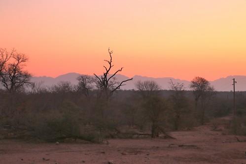 africa southernafrica sunset