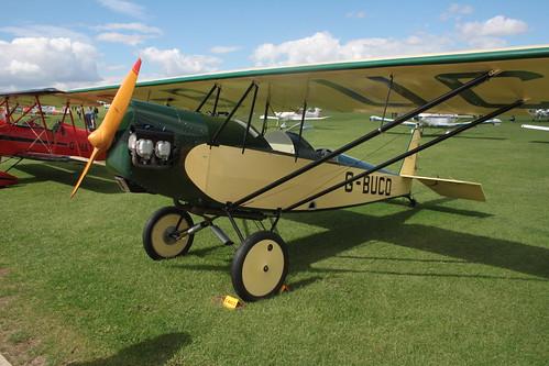 G-BUCO Pietenpol Aircamper [PFA 047-11829] Sywell