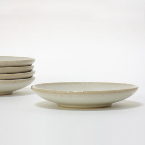 小久慈焼「4寸皿」   by bazartjp