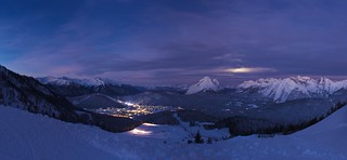 Seefeld winter panorama | by v923z