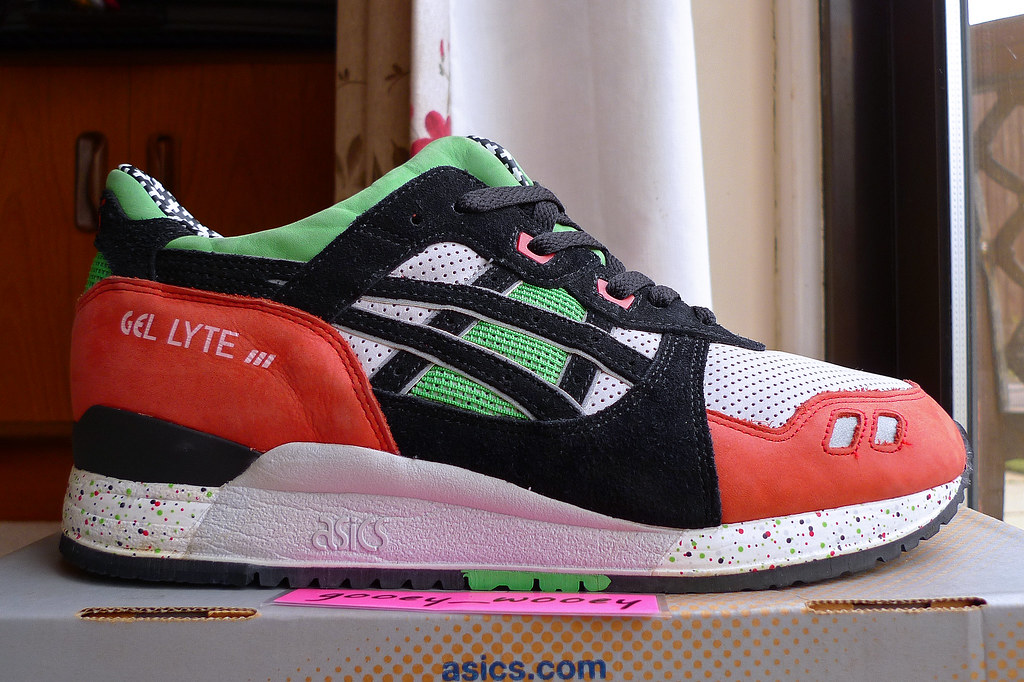 quality design 8338b 64b81 Asics Gel Lyte III x Patta ('07). | Gooey Wong | Flickr